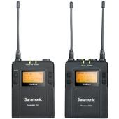 Saramonic UWMIC9 Digital UHF Wireless Lavalier 1x Transmitter and 1x Receiver Mic System
