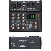 Phonic Phonicaster S-Kit Podcasting Studio Package