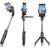 LanParte S31 Multifunctional Selfie Stick Tripod Stabliser