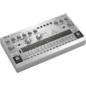 Behringer Rhythm Designer RD-6 Analog Drum Machine with 64-Step Sequencer (Silver)