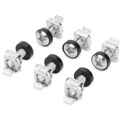 Digitus Cage Nut and Screw for Racks (50 Pack)