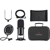 THRONMAX MDrill One Pro USB Microphone Kit (Jet Black)