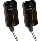 Behringer Airplay Guitar ULG10 Low-Latency 2.4GHz Wireless Guitar System with Rechargeable Battery