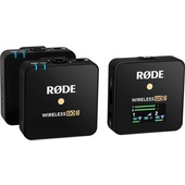 Rode Wireless GO II Compact Digital Microphone System