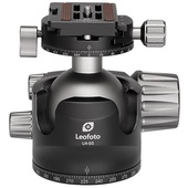 Leofoto LH-55 Low Profile Ball Head with Screw Clamp