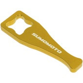 Aluminium GoPro Wrench universal for mounting knob (Gold)