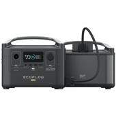 EcoFlow RIVER Pro Bundle with Extra Battery