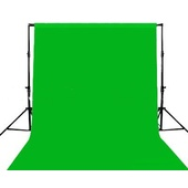 Angler Chroma Green Screen backdrop 7m x 3m