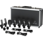 Behringer BC1200 Professional 7-piece Drum Microphone Set