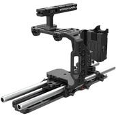 Wooden Camera Unified Accessory Pro Kit for Blackmagic Pocket Cinema Camera 6K Pro (V-Mount)