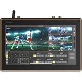 Hollyland StreaMix M1 Portable 6-Channel SDI/HDMI Live Stream Switcher