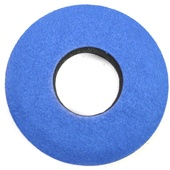 Bluestar Extra Small Round Eyecushion - Microfiber (Blue)