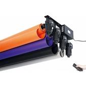 Nanguang Motorised Backdrop Rolling Kit 4-Bracket (2.4G remote)