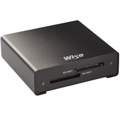 Wise Dual SDXC UHS-II Card Reader