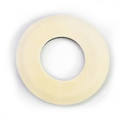 Bluestar Extra Large Round Eyecushion - Chamois