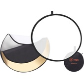 """Raya 5-in-1 Collapsible Reflector Disc (32"""")"""