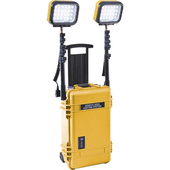 Pelican 9460 Remote Area LED Lighting System with 1510 Case - Yellow