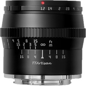 TTArtisan 50mm f/1.2 Lens for Micro Four Thirds - Open Box Special
