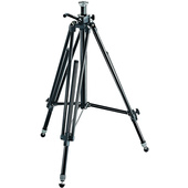 Manfrotto 028B Triman Camera Tripod without Head (Black)