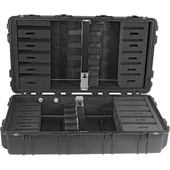 Pelican 1780RF Long Weapons Case with Rifle Foam Cut Insert (Black)