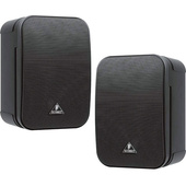 """Behringer 1C - Ultra Compact Two-Way 5.5"""" Passive Monitors (Black)"""