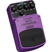 Behringer BOD400 Bass Overdrive Effects Pedal