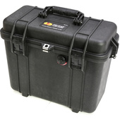 Pelican 1430 Top Loader Case without Foam (Black)