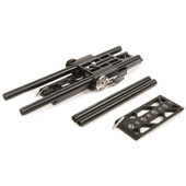 Tilta BS-T05-01 15mm Lightweight Baseplate + Lightweight Dovetail Plate