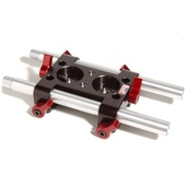 Zacuto DoubleMount V3 15mm mount support