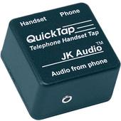 JK Audio QUICKTAP Telephone Handset Audio Interface