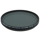 Marumi 72mm Variable ND2 - ND400 DHG filter