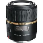 Tamron SP AF 60mm f/2 DI II LD (IF) 1:1 Macro Lens For Nikon