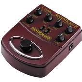 Behringer V-TONE ACOUSTIC ADI21 Acoustic Amp Modeler/Direct Recording Preamp/DI Box