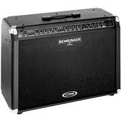 "Behringer GMX212 True Analog Modeling 120W Guitar Amp with (2) 12"" Speakers"