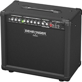 "Behringer VT30FX 2-Channel Guitar Amplifier with DSP Effects and 10"" Speaker (30W)"