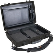 Pelican 1490CC1 Laptop Case Deluxe (Black)