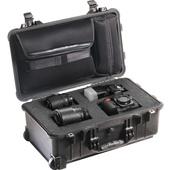 Pelican 1510 Laptop Foam Case (Black)