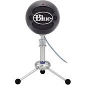 Blue Snowball USB Condenser Microphone (Gloss Black)