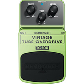 Behringer Vintage Tube Overdrive Effects Pedal