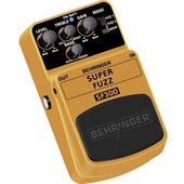 Behringer Super Fuzz Effects Pedal