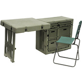 Pelican Hardigg FD3121 Single Field Desk (Olive Drab Green)