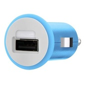 Belkin MIXIT Car Charger (Blue)