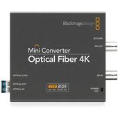 Blackmagic Design Mini Converter Optical Fibre 4K
