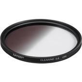 Tiffen 52mm Graduated Neutral Density (ND) 0.6 Glass Filter