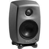 Genelec 8010 Bi-Amplified Active Monitor (Black, Single)