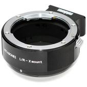 Metabones Leica R Mount Lens to Fujifilm X-Mount Camera Lens Mount Adapter (Black Matte)