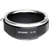 Metabones Pentax 67 Lens to Leica S Camera Lens Mount Adapter