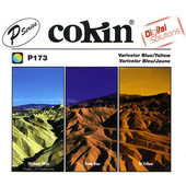 Cokin P173 Varicolor Blue/Yellow Special Color Effect Glass Filter