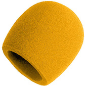 Shure Windscreen for SM58 - Yellow
