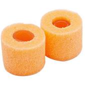 Shure Orange Foam Sleeves - 2 Medium